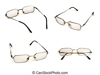 Reading glasses for short-sighted