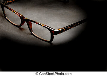Reading Glasses - A pair of stylish reading glasses for the...