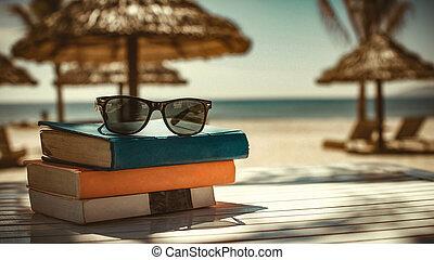 Reading in the tropics