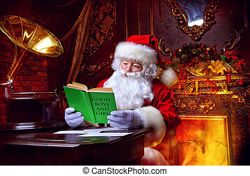 reading lists of presents