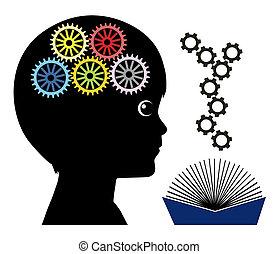 Reading makes Kids smarter