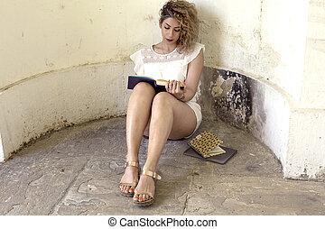 Reading Spot.