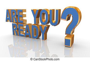 "ready?, ""are, 短語, 3d, 你"