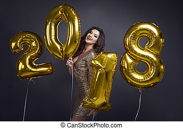 Ready for new year 2018