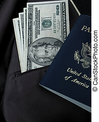 Travel and cash
