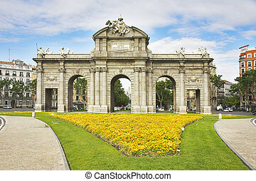 real, arco triumphal