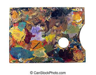 artist\'s palette