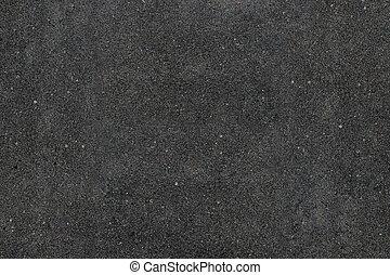 Real asphalt texture background. Coloured dark black asphalt...
