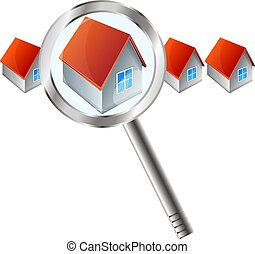 real, busca, vetorial, propriedade