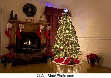 Real Christmas - Home for Christmas, moms got the house...