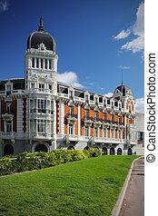 Real Company Asturiana de Minas, Madrid, Spain