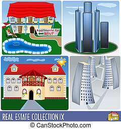 Real Estate Collection 9