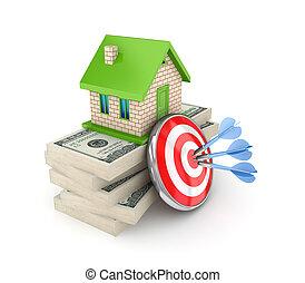 Real estate concept.