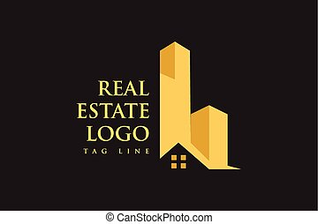Real Estate & Construction Logo
