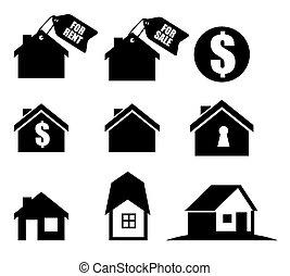 Real estate design.