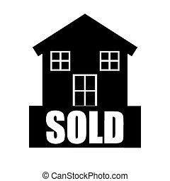 real estate design, vector illustration eps10 graphic