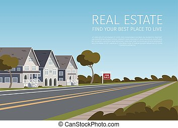 Real Estate Find your Best Place to Live