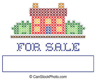 Real Estate For Sale Yard Sign