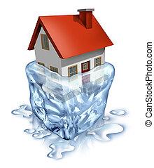 real estate, genesung