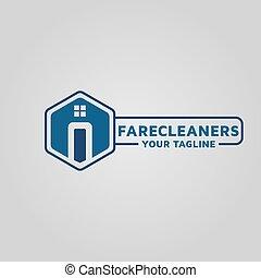 Real estate home key logo design template idea and inspiration