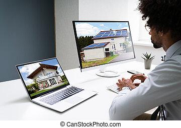 Real Estate Home Search