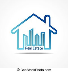 Real Estate icon for sale property