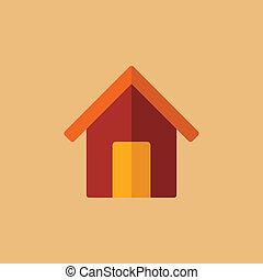 Real Estate Icon.