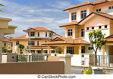 Real Estate - Image of brand new real estate for sale in...