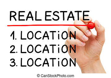 Real Estate Investment Factor Location Concept