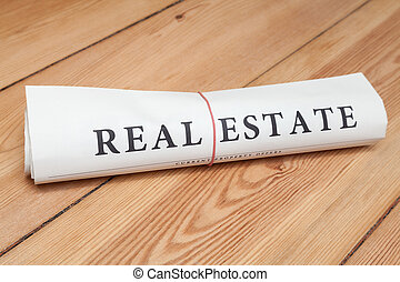 """real, estate"", jornal"