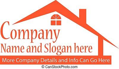 Real Estate Logo - House Logo