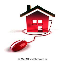 Real estate online