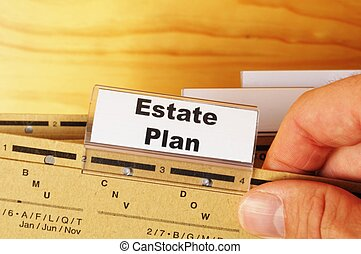real estate plan