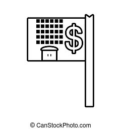 real estate property value residential outline