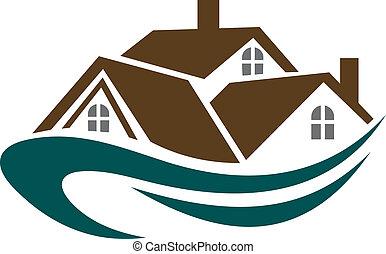 Real estate symbol