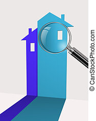 Real estate symbol icon