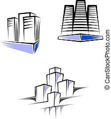 Real estate symbols