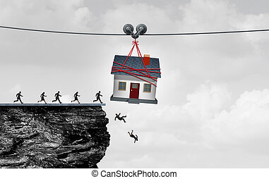 Real estate Trap - Real estate trap and housing danger or...