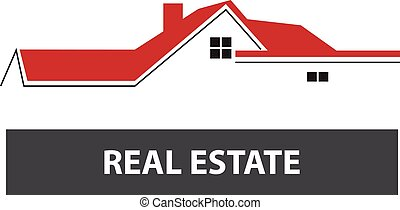 Real estate vector illustration.
