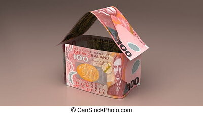 Real Estate with New Zealand Dollar
