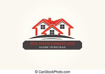 real, logotipo, propriedade