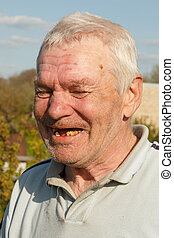 real old man
