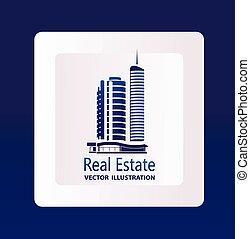 real, vetorial, propriedade, ícones