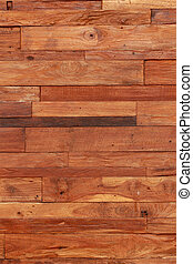 real wood background