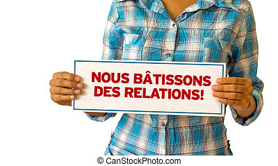 realationships, nous, construire,  french),  (in