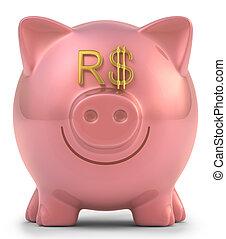 reale, banca piggy
