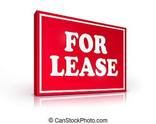 reale, contratto affitto, -, proprietà, segno
