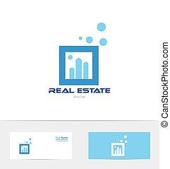 reale, icona, logotipo, proprietà