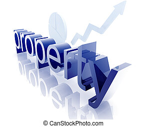 reale, migliorare, proprietà, proprietà