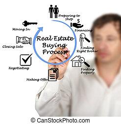 reale, processo, proprietà, acquisto